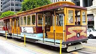 La metropoli viste dal tram