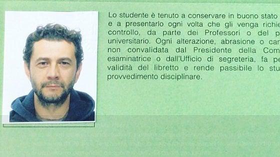 """Vinicio Marchioni torna all'università: """"L'unica guerra che riconosco è quella contro l'ignoranza di questo paese"""""""