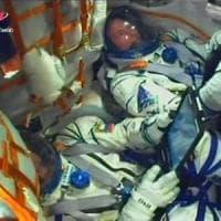 Spazio, atterraggio di emergenza per la Soyuz. Salvi gli astronauti