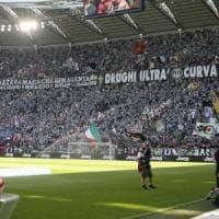 Juventus, curva chiusa: respinto ricorso, turni squalifica diventano due
