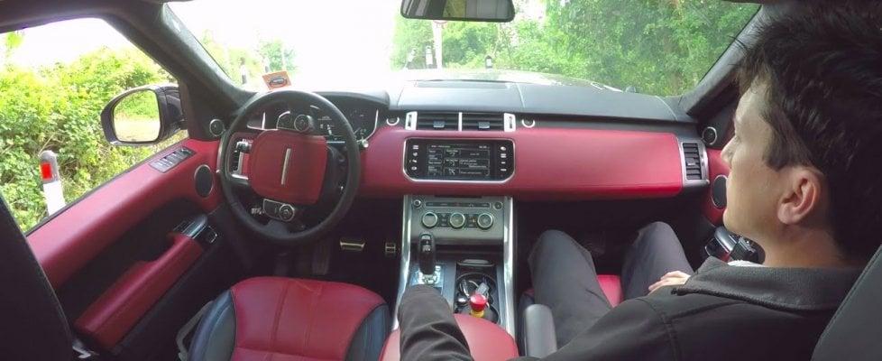 Range Rover, sempre più autonoma