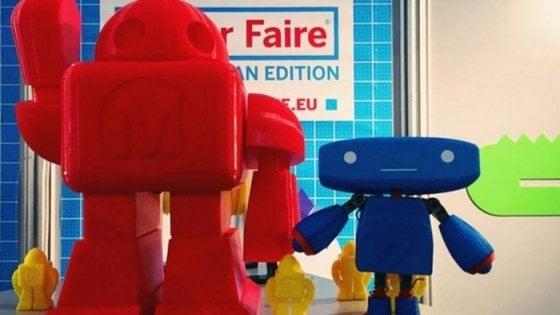 Al via Maker Faire 2018, il futuro diventa a portata di mano