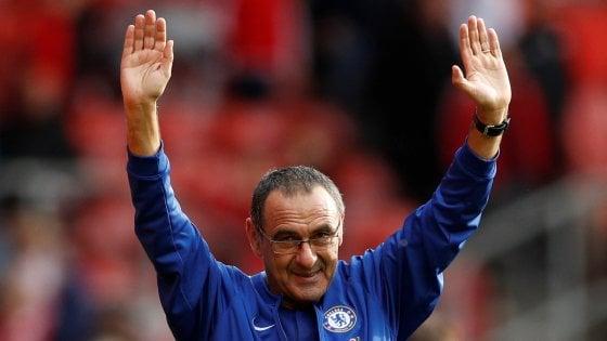 Chelsea, tre mesi di gol e spettacolo. Così Sarri ha conquistato l'Inghilterra