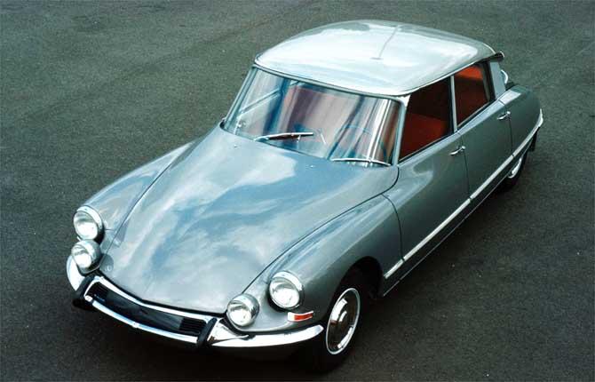 Citroën DS 19 Pallas, alle origini del lusso alla francese