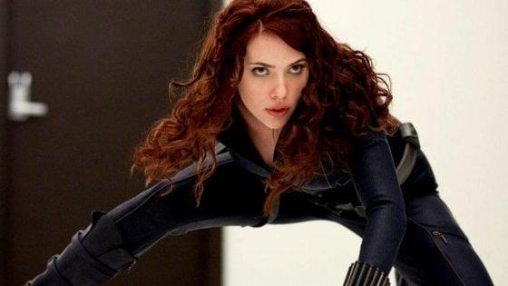Scarlett Johansson pagata come gli uomini per la sua Black Widow