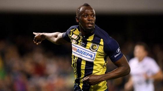 Australia, Bolt fa sul serio: doppietta in amichevole alla prima da titolare