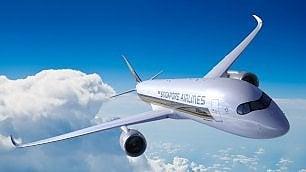 Singapore-NY: volo record