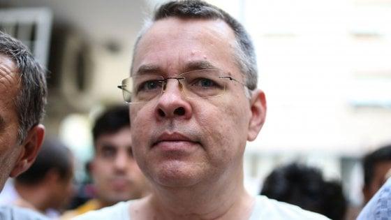Turchia, rilasciato il pastore americano Andrew Brunson