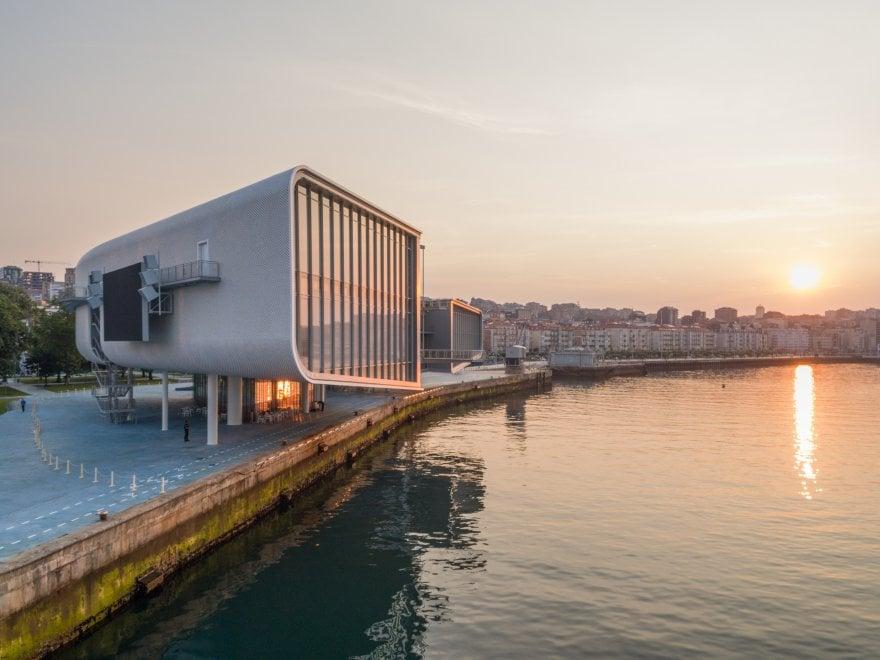 Renzo Piano visto da Carlos Saura nel documentario 'L'architetto della luce'