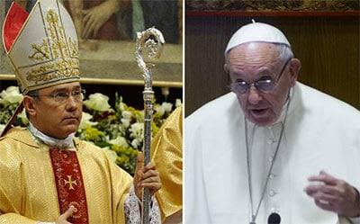 Un altro attacco a papa Francesco: veleni sul nuovo braccio destro