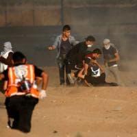Gaza, sei palestinesi uccisi negli scontri con l'esercito israeliano