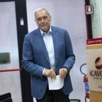 """Leu, Grasso lancia un manifesto in 8 punti: """"Voglio un partito autonomo"""". E va allo..."""
