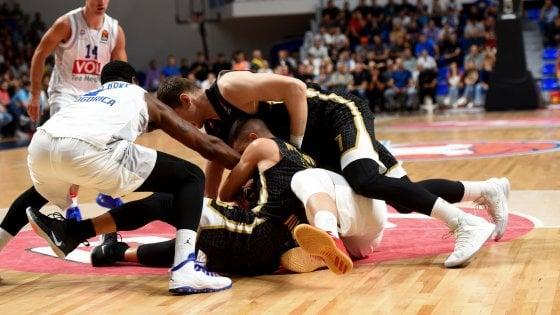 Basket, Eurolega; Milano parte col piede giusto: piegato il Buducnost