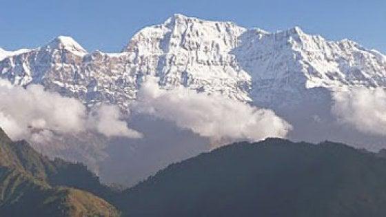 Nepal, nove alpinisti morti dopo una tempesta di neve
