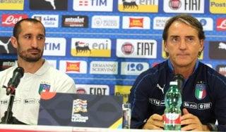 """Nazionale, Mancini: """"Retrocessione non è un dramma, obiettivo Europeo"""""""