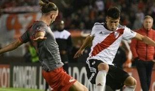 Inter, per il centrocampo l'obiettivo è Palacios. Miranda verso l'addio