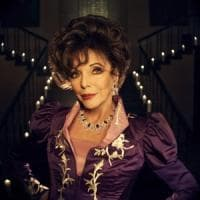 Joan Collins, diva e cattiva:
