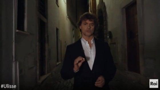 """Alberto Angela convince con la sua puntata più politica. Sui social: """"Stasera Ulisse è da guardare in silenzio"""""""
