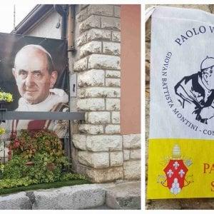 Vaticano, il Papa proclama santi Paolo VI e monsignor Romero: settantamila fedeli presenti in piazza San Pietro