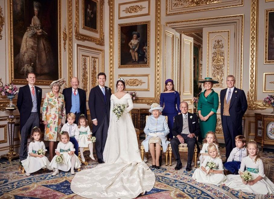 Foto Di Famiglia E Quel Bacio In Bianco E Nero Gli Scatti