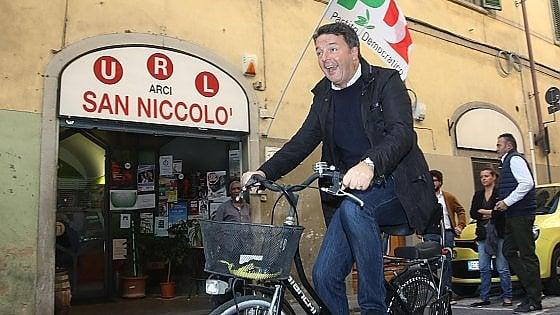 """Pd, Renzi: """"Basta guerre interne"""". E sulla manovra: """"Alla Lepolda controproposta con Padoan"""""""