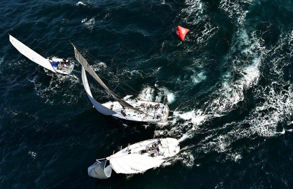 Una Barcolana da record: quasi 2700 le barche in gara