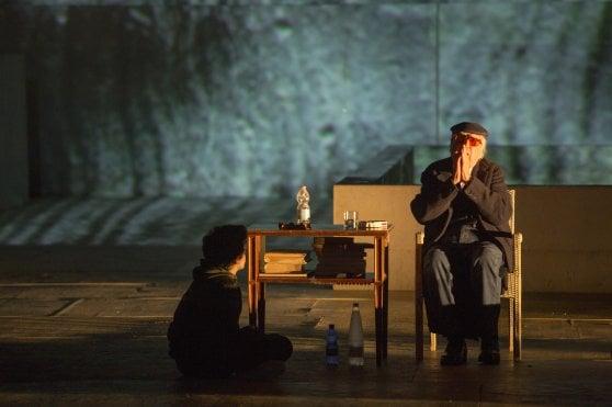 """Roberto Andò: """"Camilleri dialoga con Tiresia, eternità e ironia diventano teatro"""""""