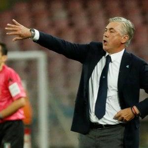 """Napoli, Ancelotti: """"Qui è una famiglia, abbiamo ampi margini di crescita"""""""