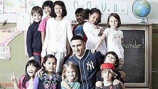"""""""Dite a quei bambini che non sono soli e che un'altra Italia esiste"""""""