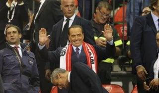 """Monza, la prima di Berlusconi: """"Vince chi ci crede"""""""