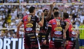 Volley, Superlega: prima giornata senza sorprese, riscatto dei campioni di Perugia