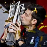 Tennis, classifiche: Djokovic scavalca Federer, Giorgi sale al n. 28