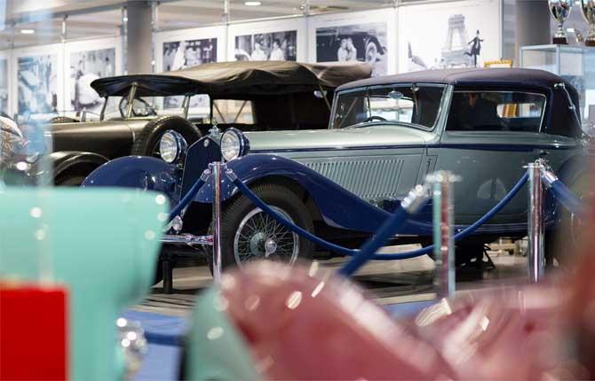 """Il Museo Nicolis tra i finalisti del """"The Historic Motoring Awards"""""""