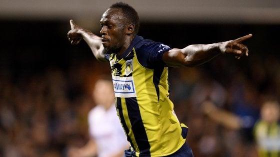Bolt, primo controllo antidoping: ''Ma non sono ancora un calciatore...''