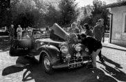 Giro Valle del Liri, show di classic car