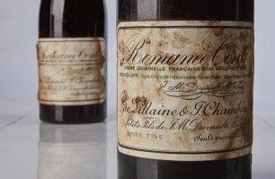 Venduto a New York  il vino più caro del mondo: 558mila dollari