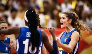Mondiali Volley femminile, Italia batte Giappone 3-2 e vola in semifinale