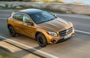 Mercedes GLA, il nuovo corso del crossover