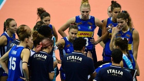 Mondiali Volley femminile: l'Italia vola in semifinale