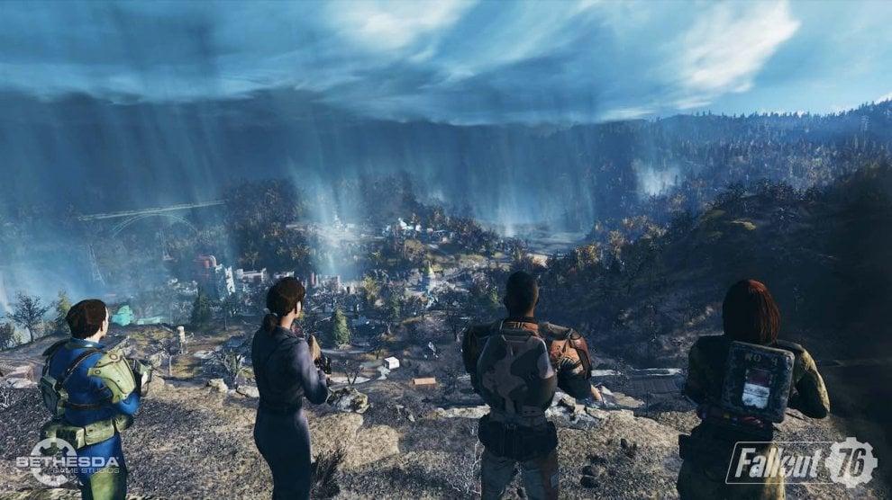 L'America posta atomica di Fallout 76