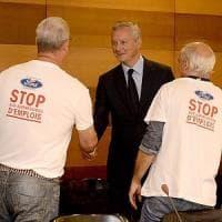 Francia, la Ford vuole chiudere a Bordeaux. Il governo si ribella