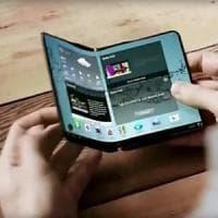 Galaxy X, in arrivo lo smartphone pieghevole di Samsung