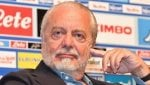 """De Laurentiis: """"Piatek? Ne ho parlato con Preziosi e il suo agente"""""""
