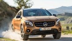 Mercedes Gla il nuovo corso del crossover