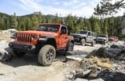 Jeep Wrangler Rubicon, passione off-road