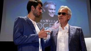 """Andrea Bocelli: """"Io come Caruso, da sempre i tenori cantano il pop"""""""