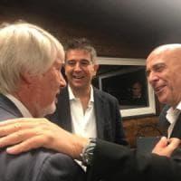 """Pd, Minniti verso la candidatura. Comizio a Imola: """"Penso di dover fare qualcosa di utile..."""