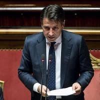 """Vertice Ue, Conte: """"Sulla manovra dialogo senza pregiudizi in Europa. Basta austerity"""""""