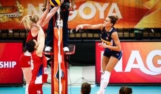 Mondiali di volley femminili: Italia ko con la Serbia 3-1, azzurre in semifinale contro la Cina