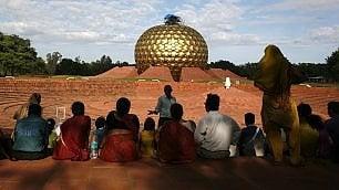Ritorno in India ad Auroville, città dell'utopia